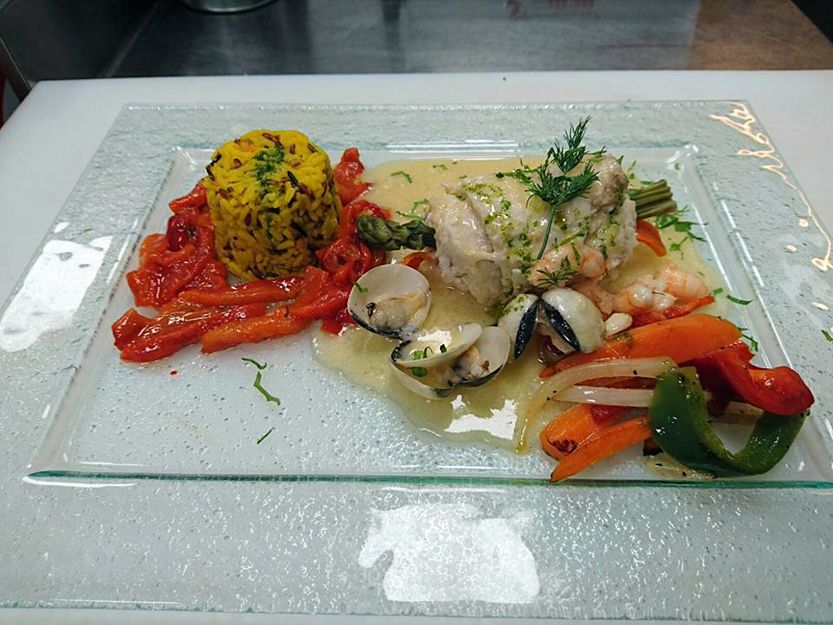 Restaurant specializing in fish dishes in Lanzarote