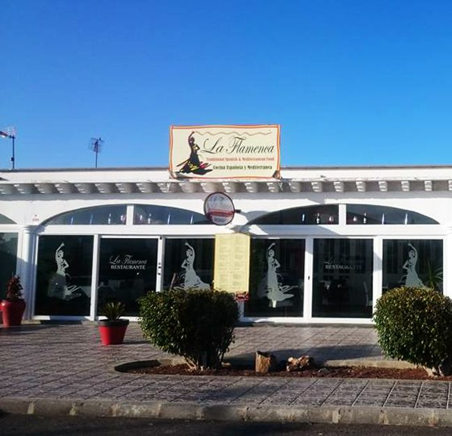 Restaurante La Flamenca en Yaiza, Playa Blanca, Lanzarote