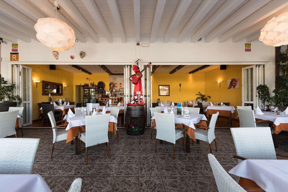 Restaurante especializado en atún rojo en Yaiza