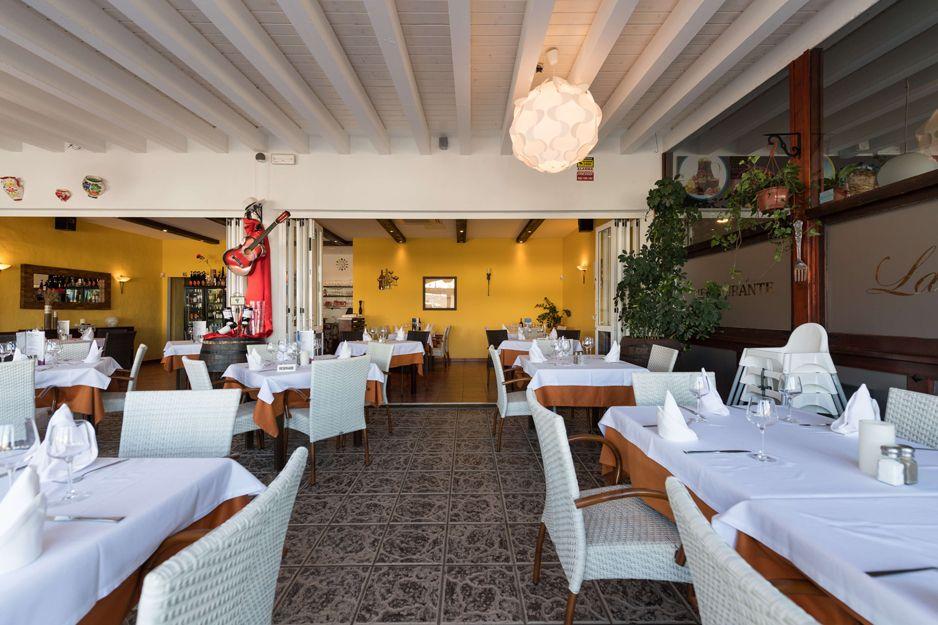Restaurantes en el Faro de Pechiguera, Lanzarote
