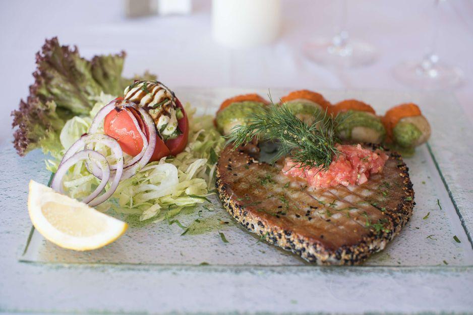 Restaurante recomendado en Montaña Roja, Lanzarote