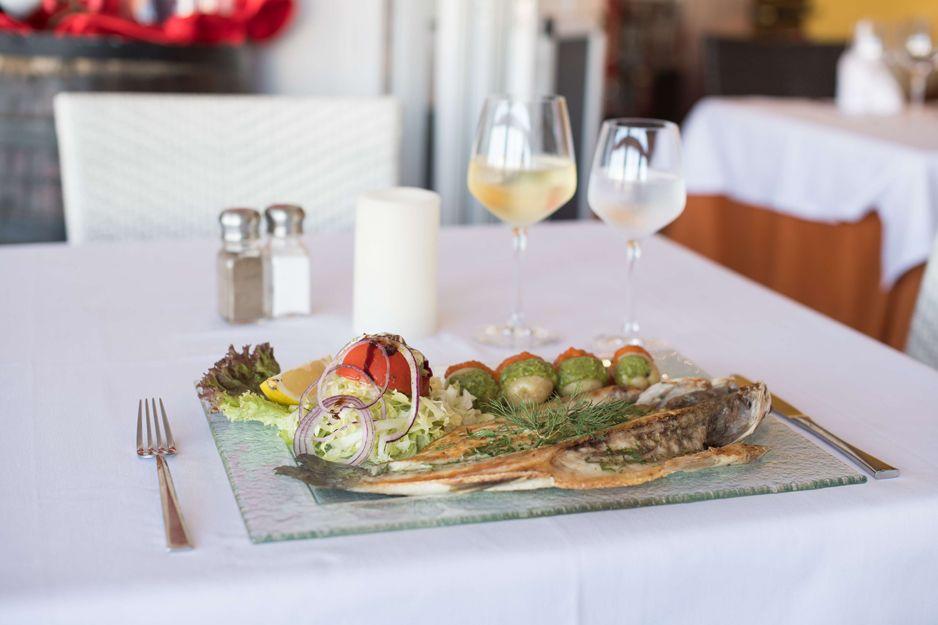 Restaurante especializado en pescado fresco en Yaiza, Lanzarote