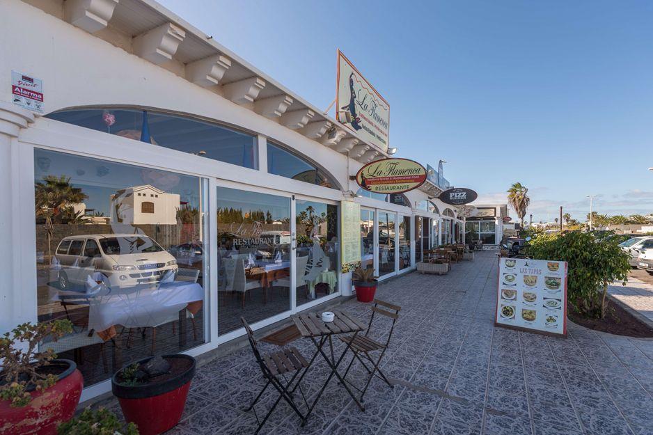 Restaurantes en Montaña Roja, Lanzarote