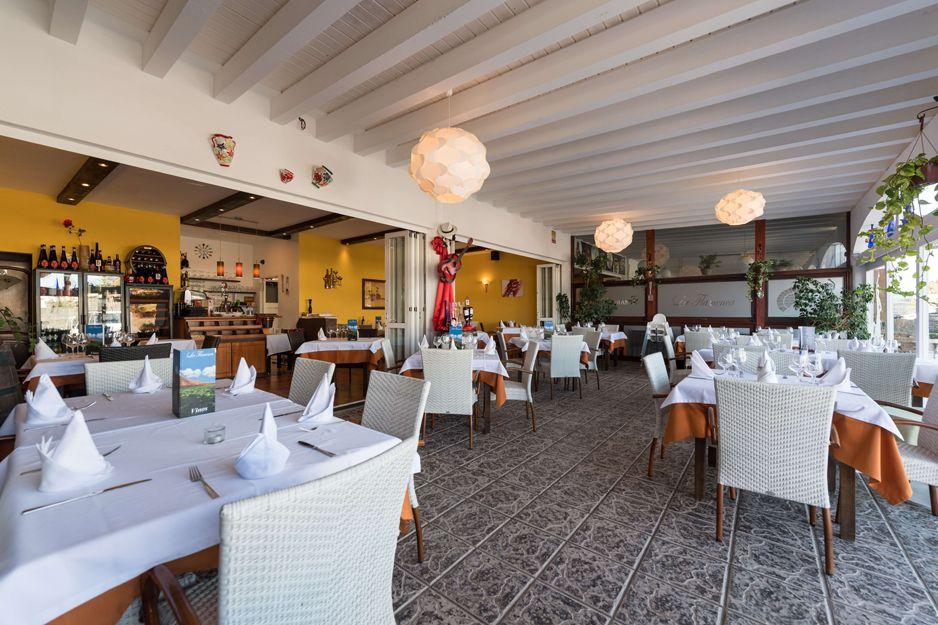 Restaurante especializado en pescados en Yaiza, Lanzarote