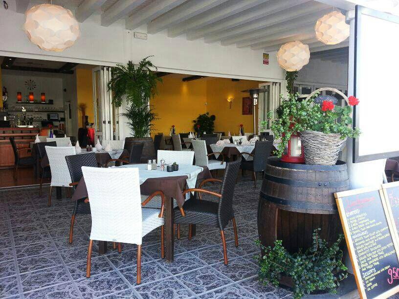 Restaurante con menú en Lanzarote