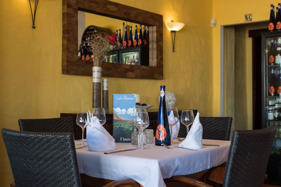 Restaurante de tapas en Yaiza, Lanzarote