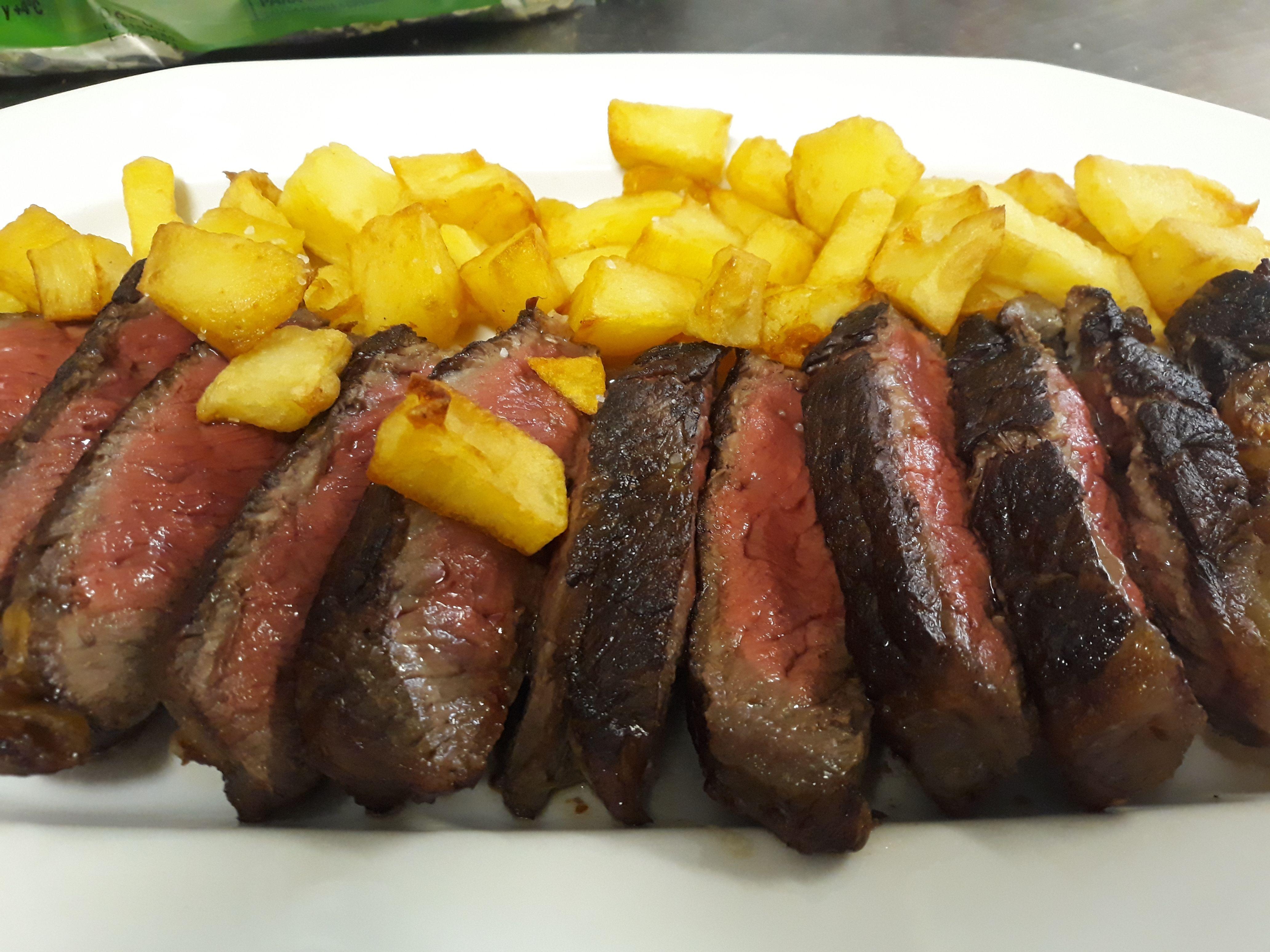 Cocina asturiana en Villaviciosa