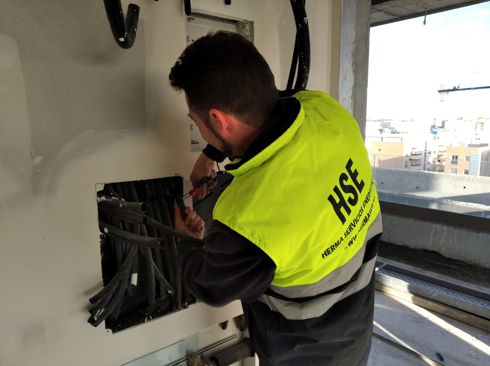 Foto 50 de Instalaciones eléctricas en  | Herma Servicios