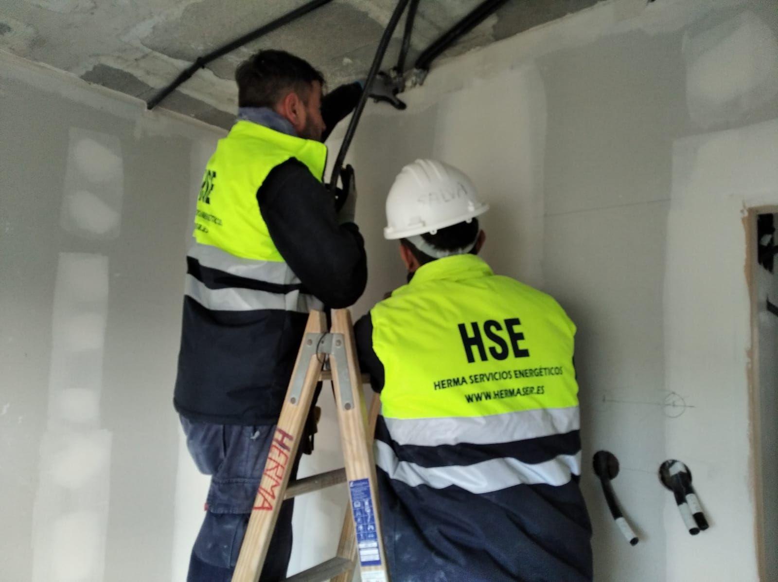 Foto 10 de Instalaciones eléctricas en  | Herma Servicios