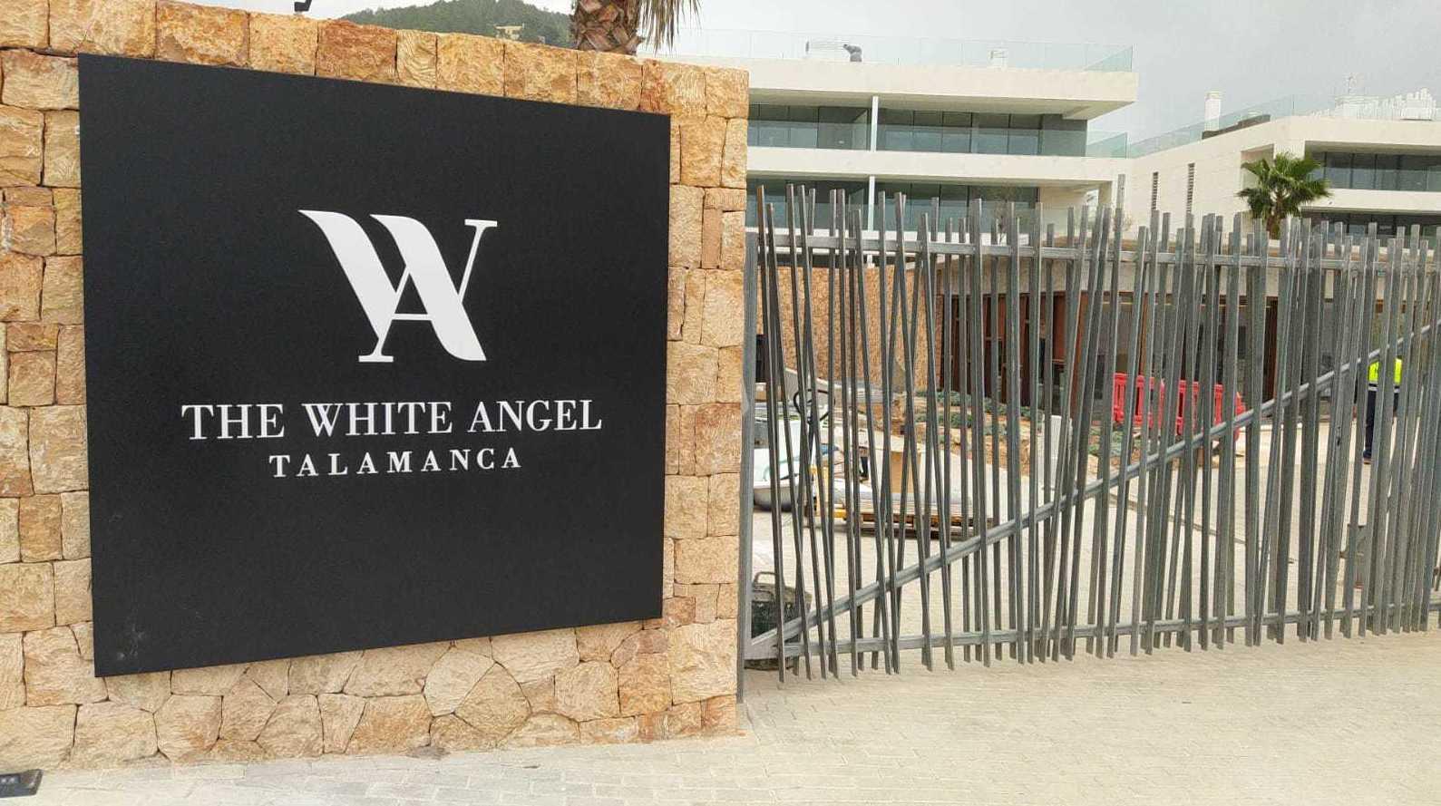 ES POUET WHITE ANGEL TALAMANCA