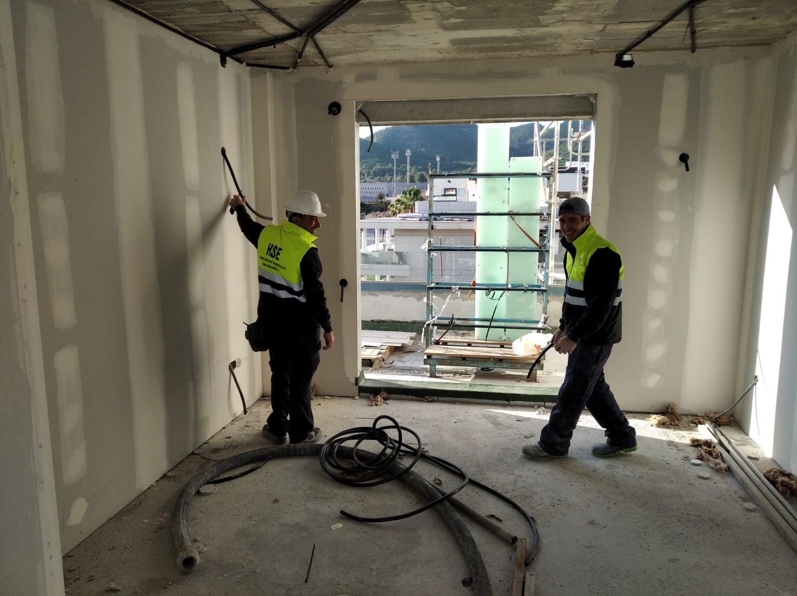 Foto 4 de Instalaciones eléctricas en  | Herma Servicios