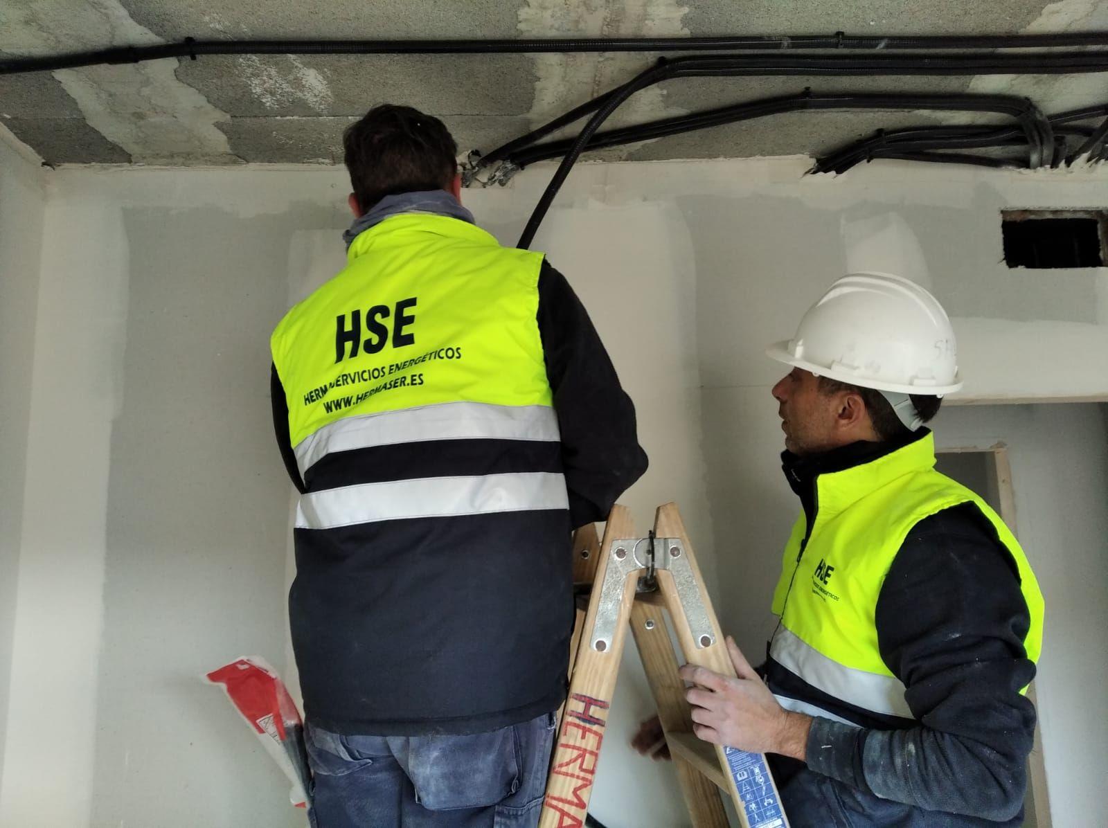 Foto 52 de Instalaciones eléctricas en    Herma Servicios