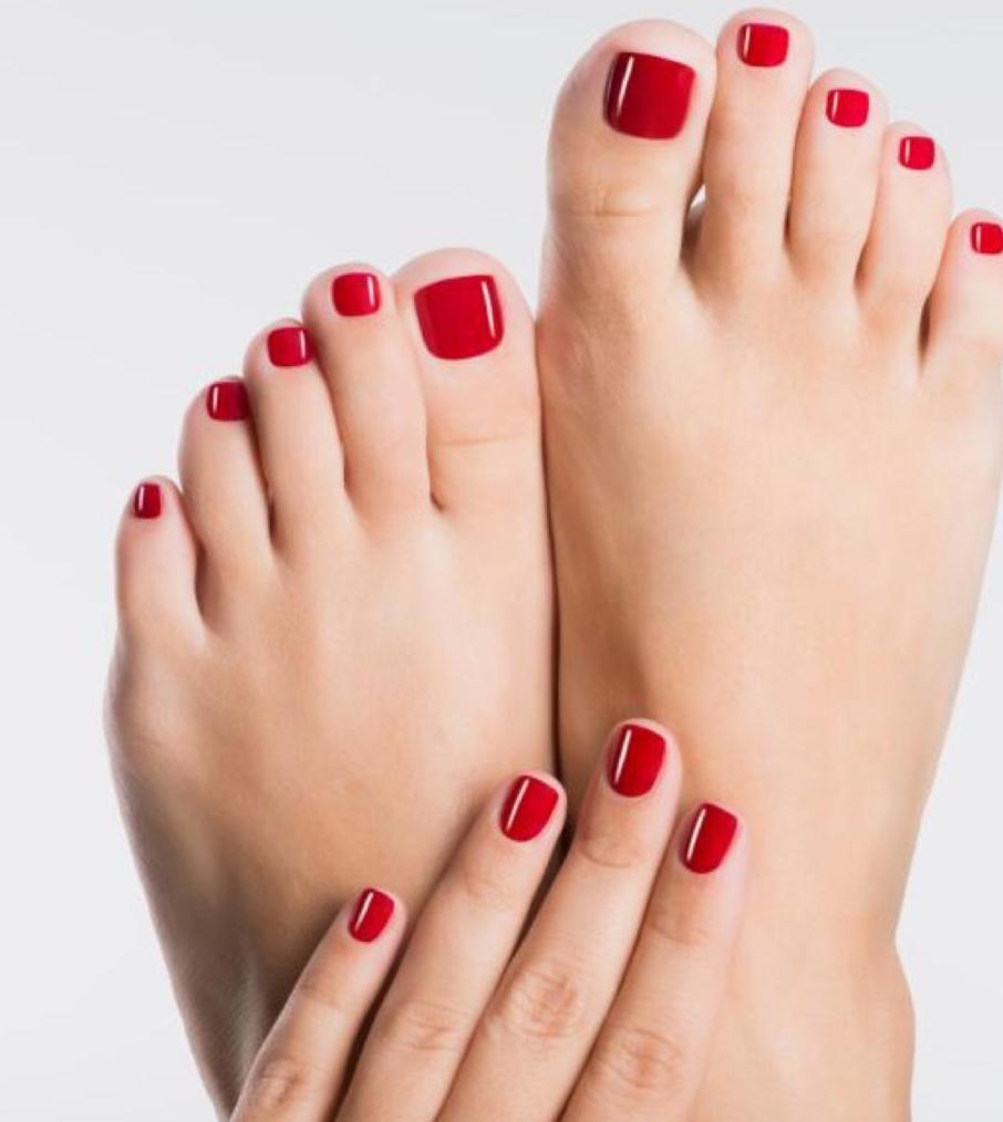 Pedicura: Servicios de Divinity Body Nails
