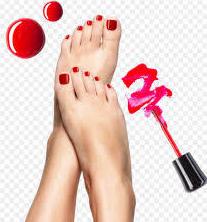 Pedicura semipermanente: Servicios de Divinity Body Nails