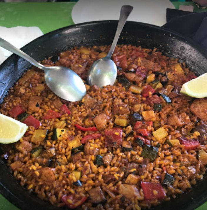 Arroces variados