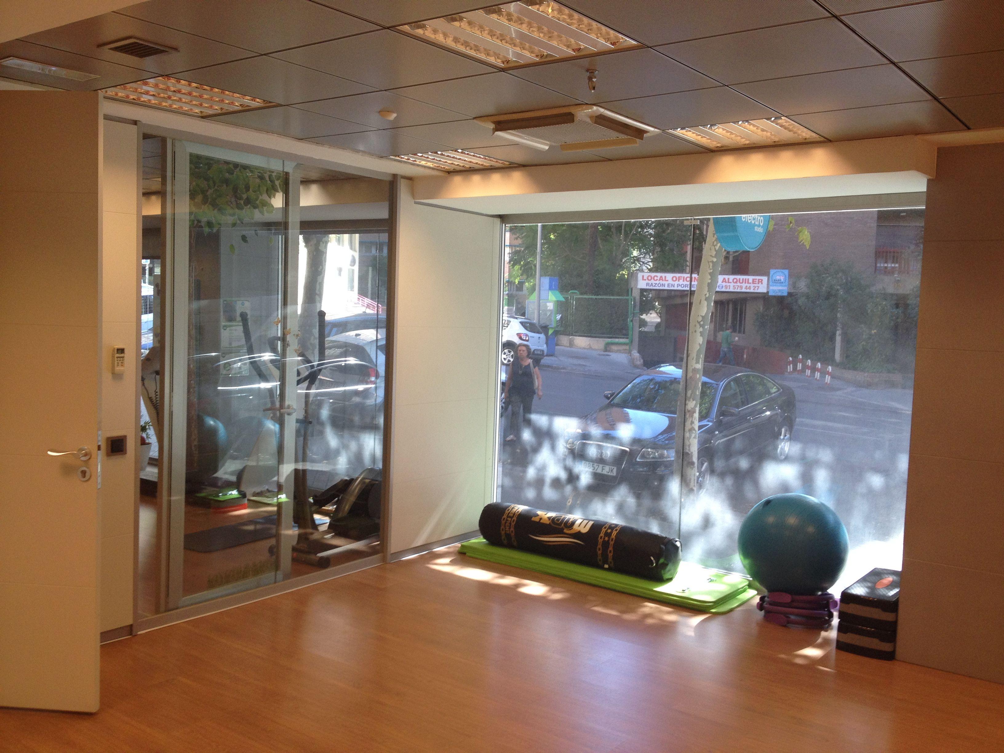 Electroestimulación  y entrenamiento personal en Madrid