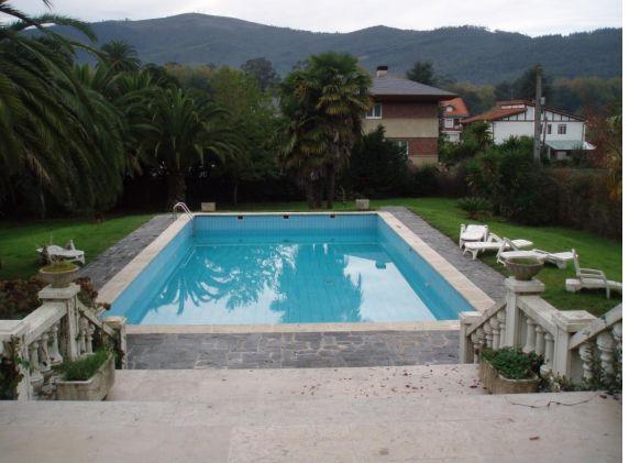 Rehabilitación de piscinas en Vitoria