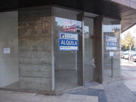Instalaciones y reformas completas en locales comerciales en Vitoria