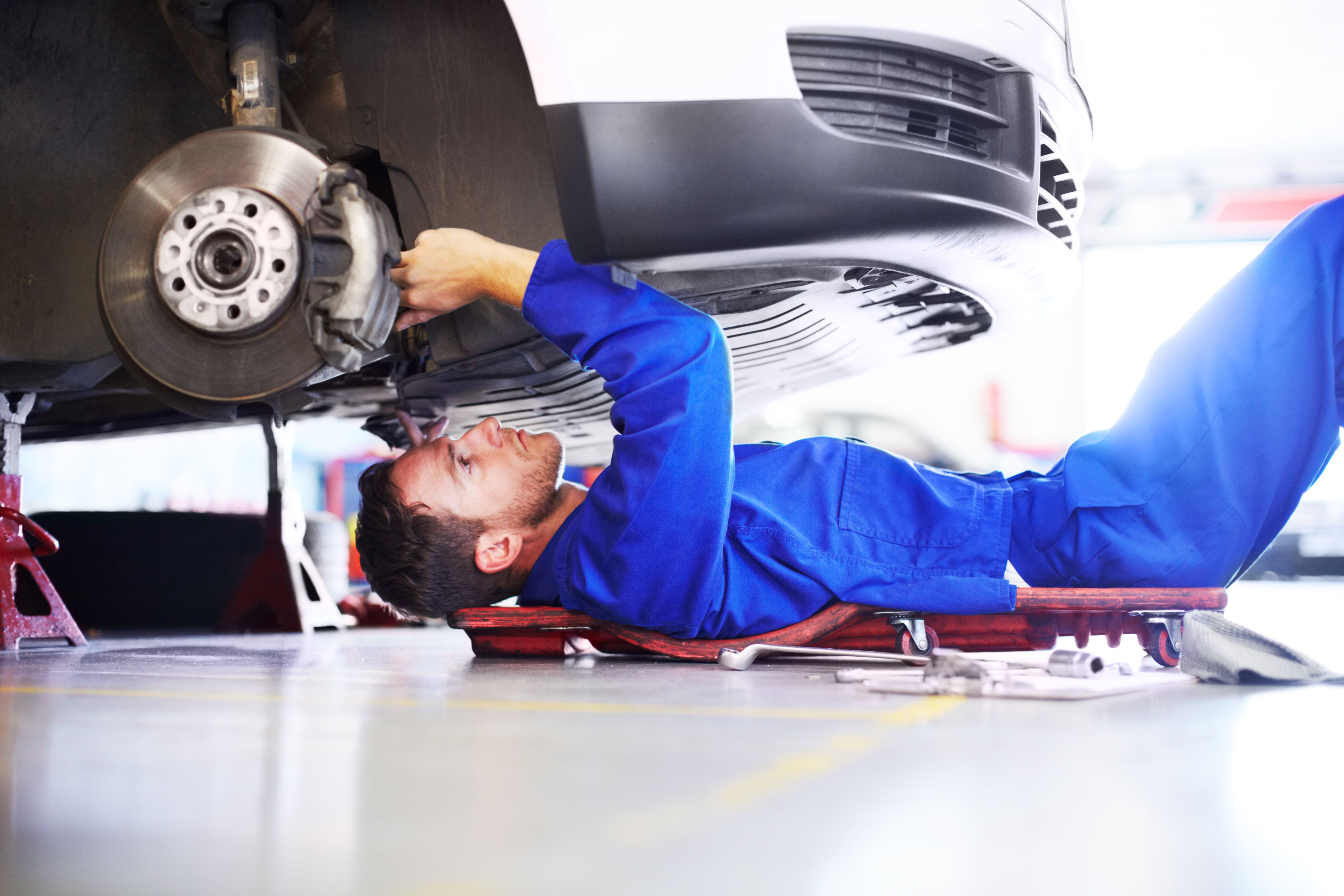 Foto 10 de Talleres de automóviles en Águilas | Centro Motor