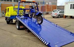 Transporte de motocicletas