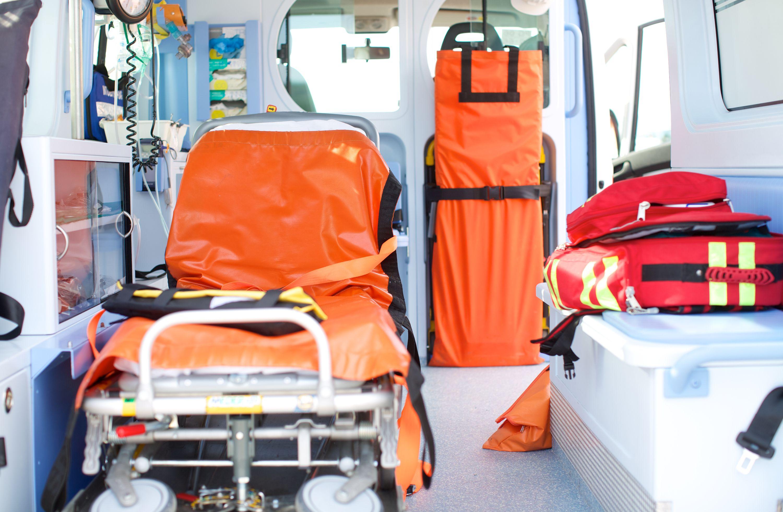 Ambulancias con soporte vital básico en Murcia