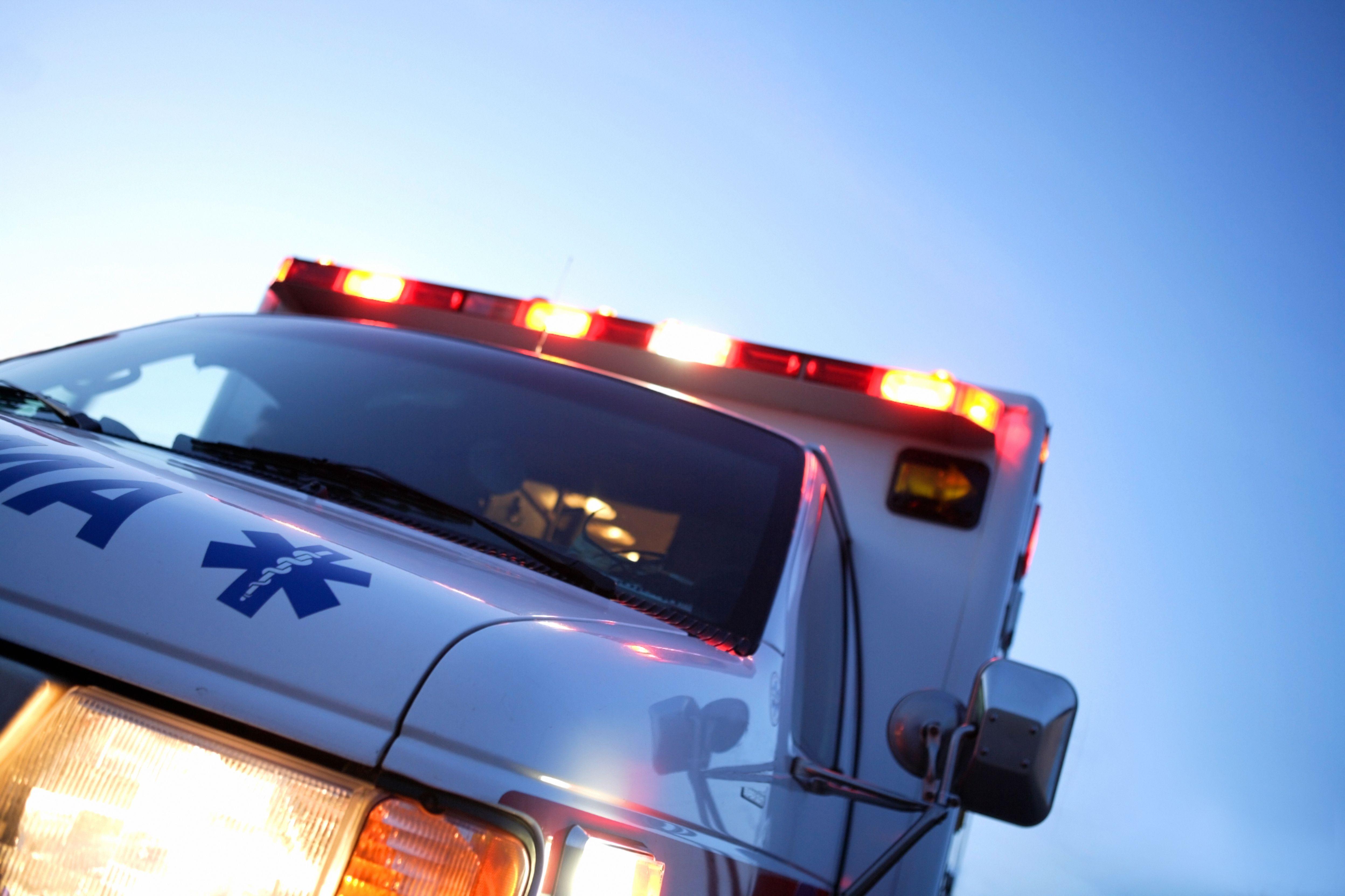 Servicio de ambulancias en Albacete