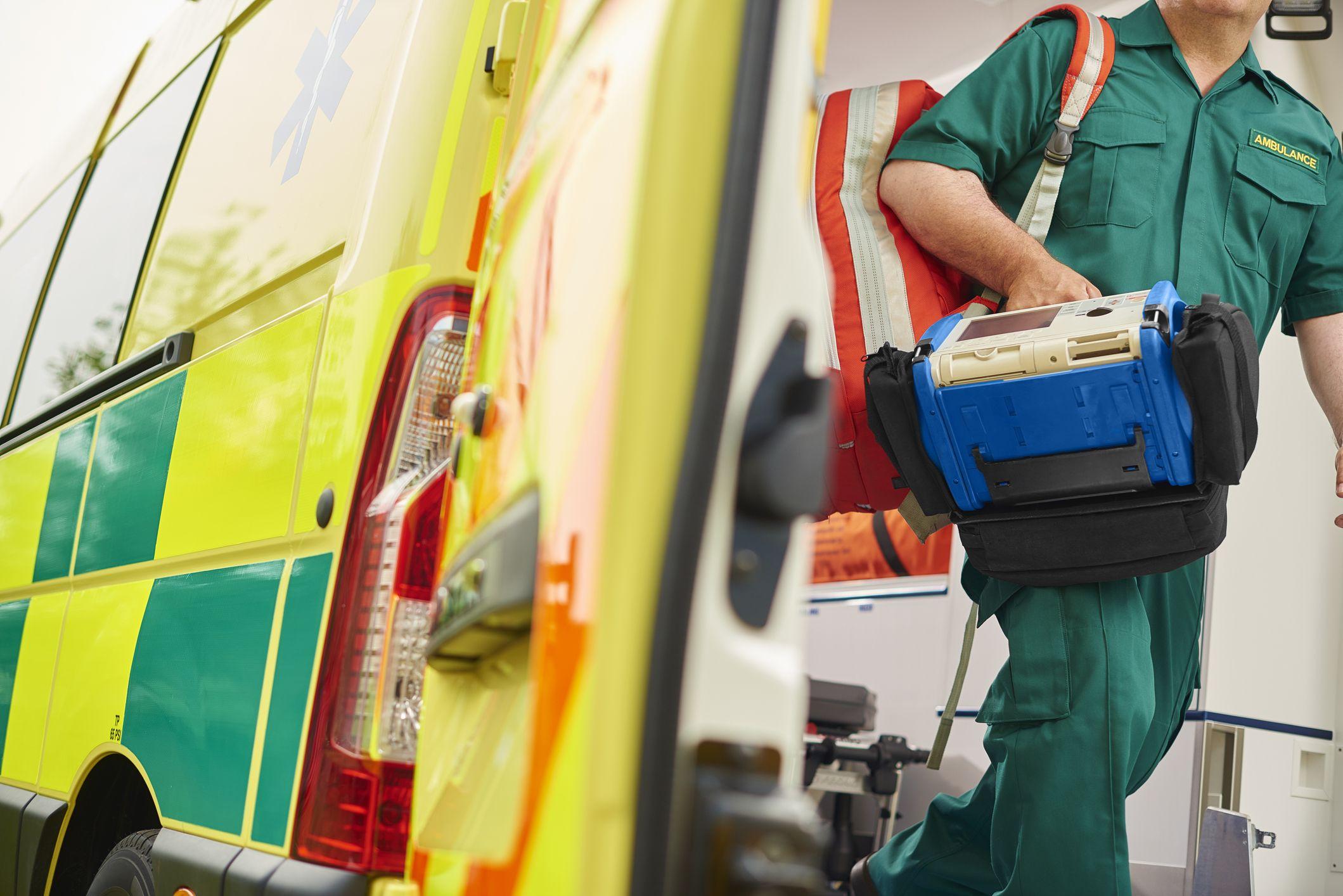 Servicio de ambulancias en Almería