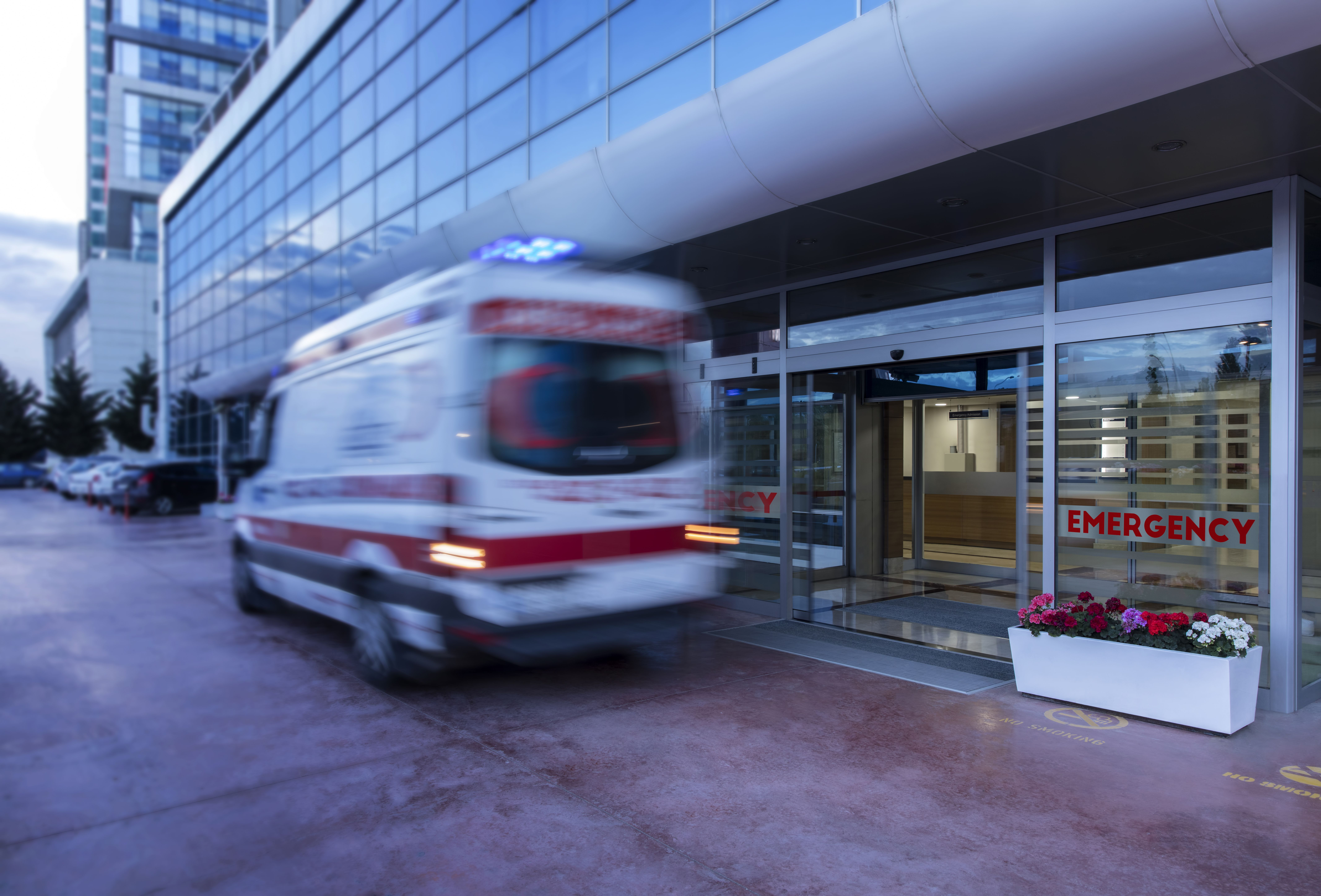 Servicio de emergencias para todo tipo de eventos en Murcia