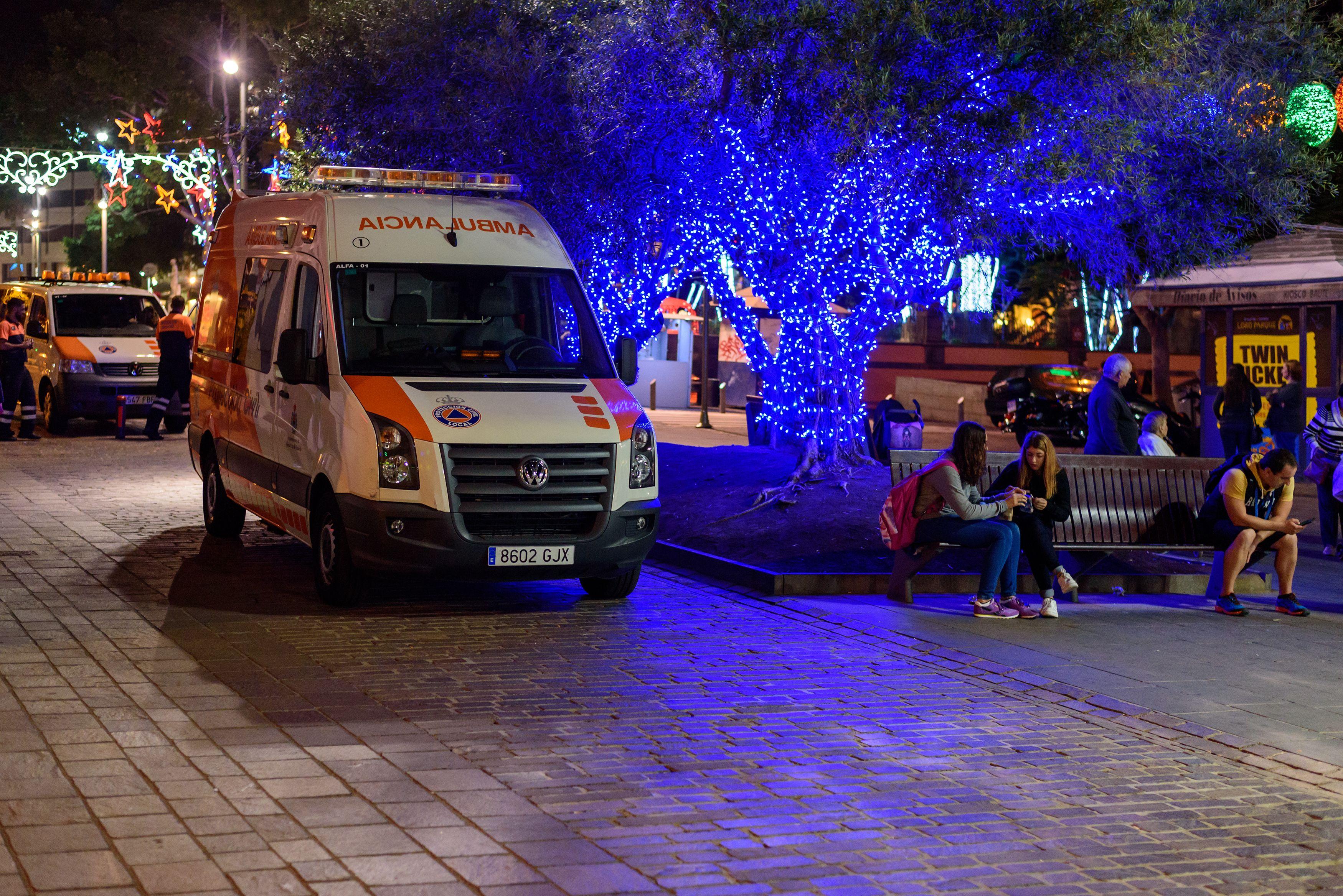 Ambulancias para conciertos y eventos deportivos en Murcia