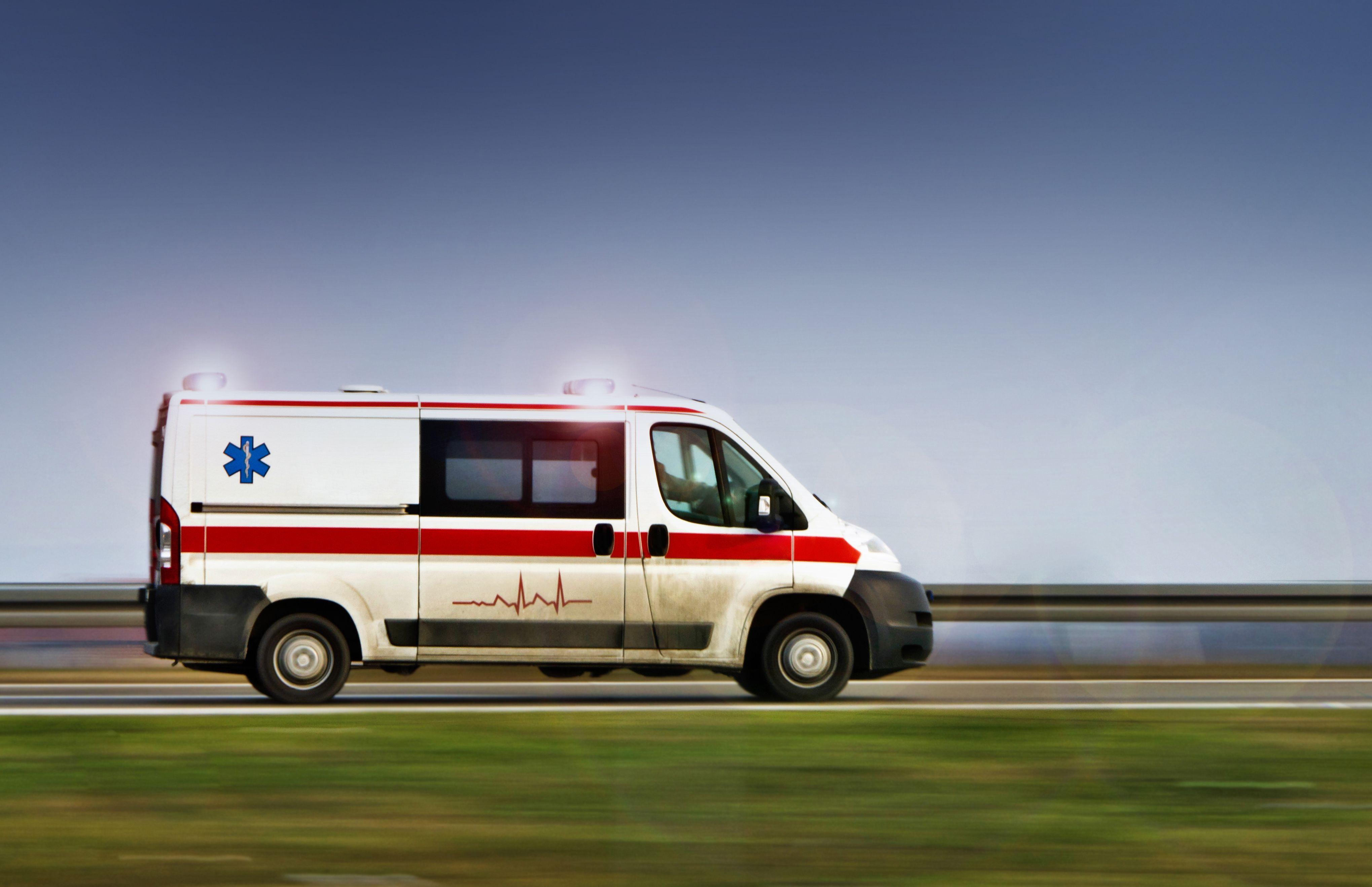 Ambulancias para traslados en Murcia