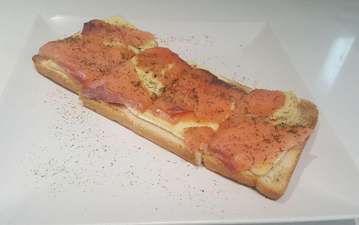 Deliciosas tostas en Málaga