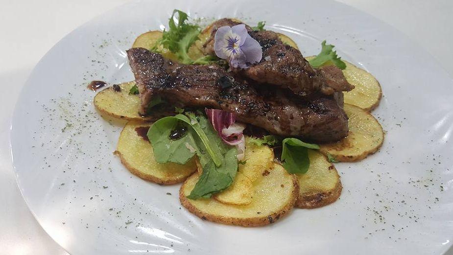 Menú del día en Málaga