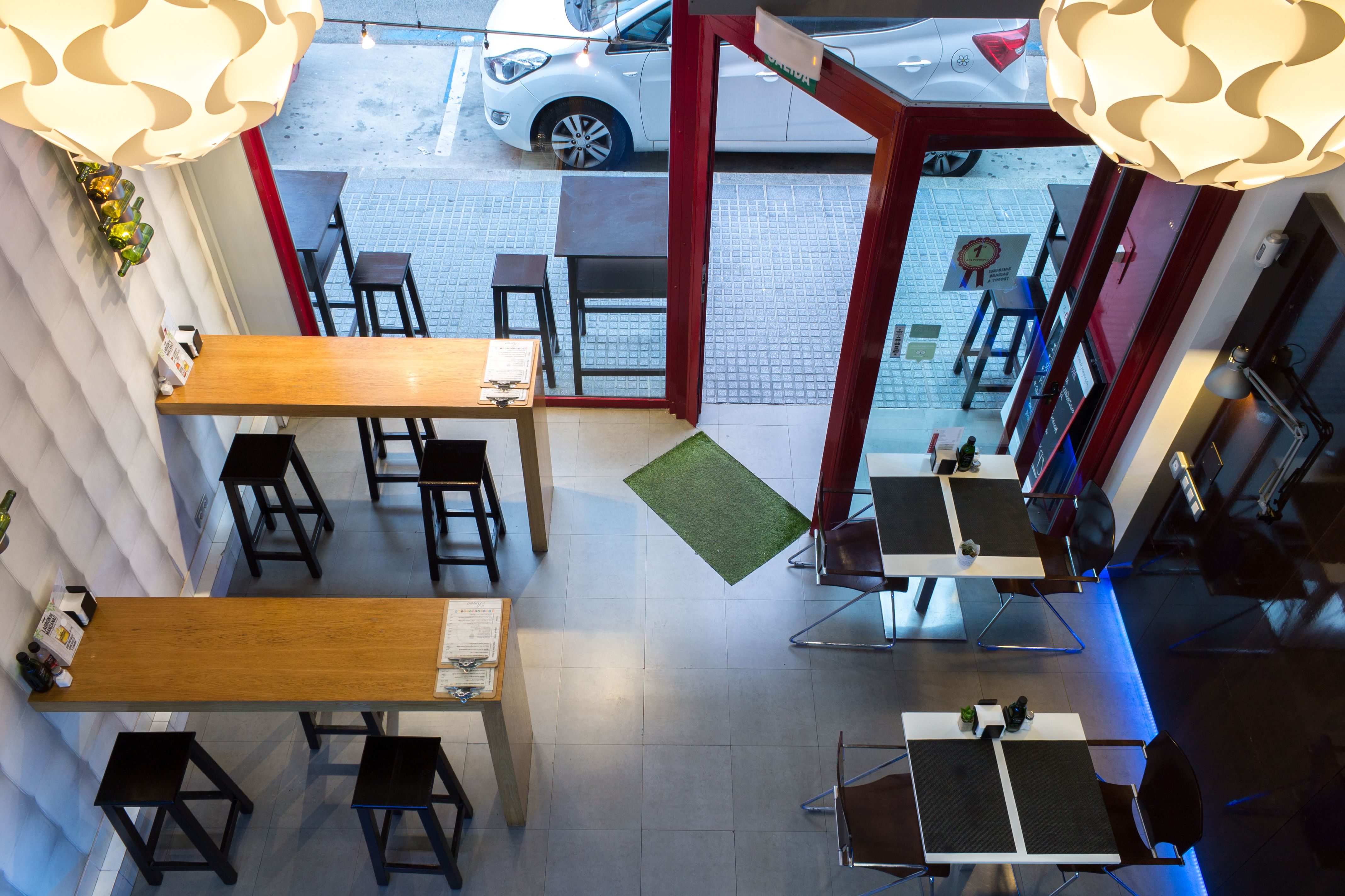 Centro de Málaga restaurante Rucua
