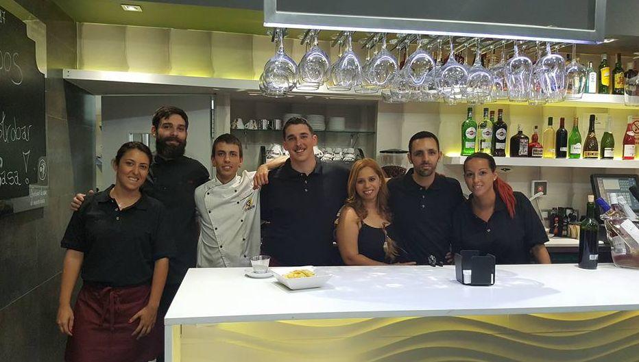 Cafetería restaurante en Málaga