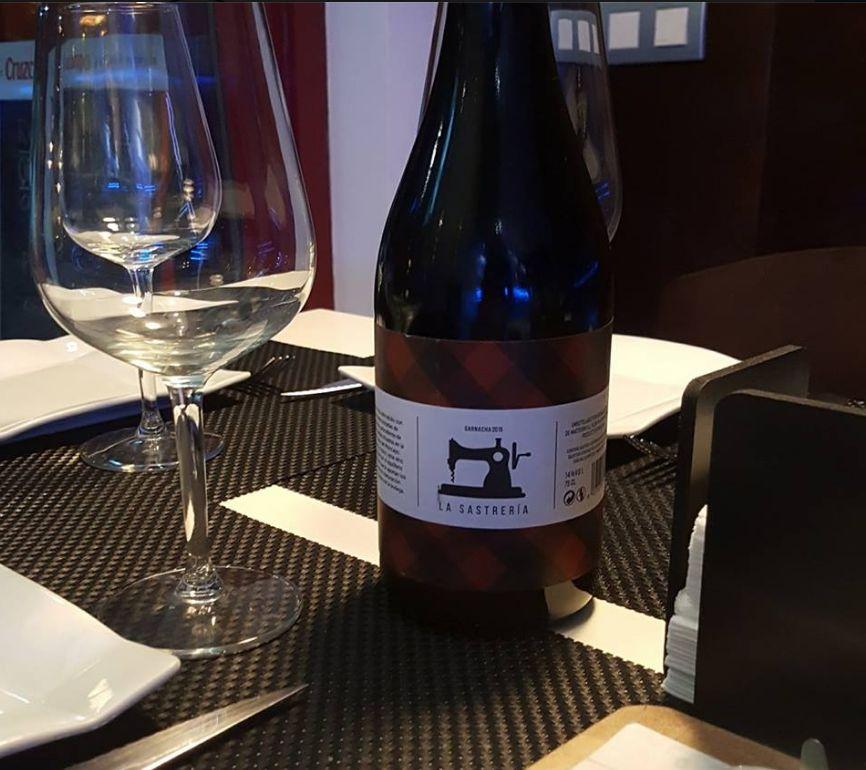 Buena comida y bebida en Málaga