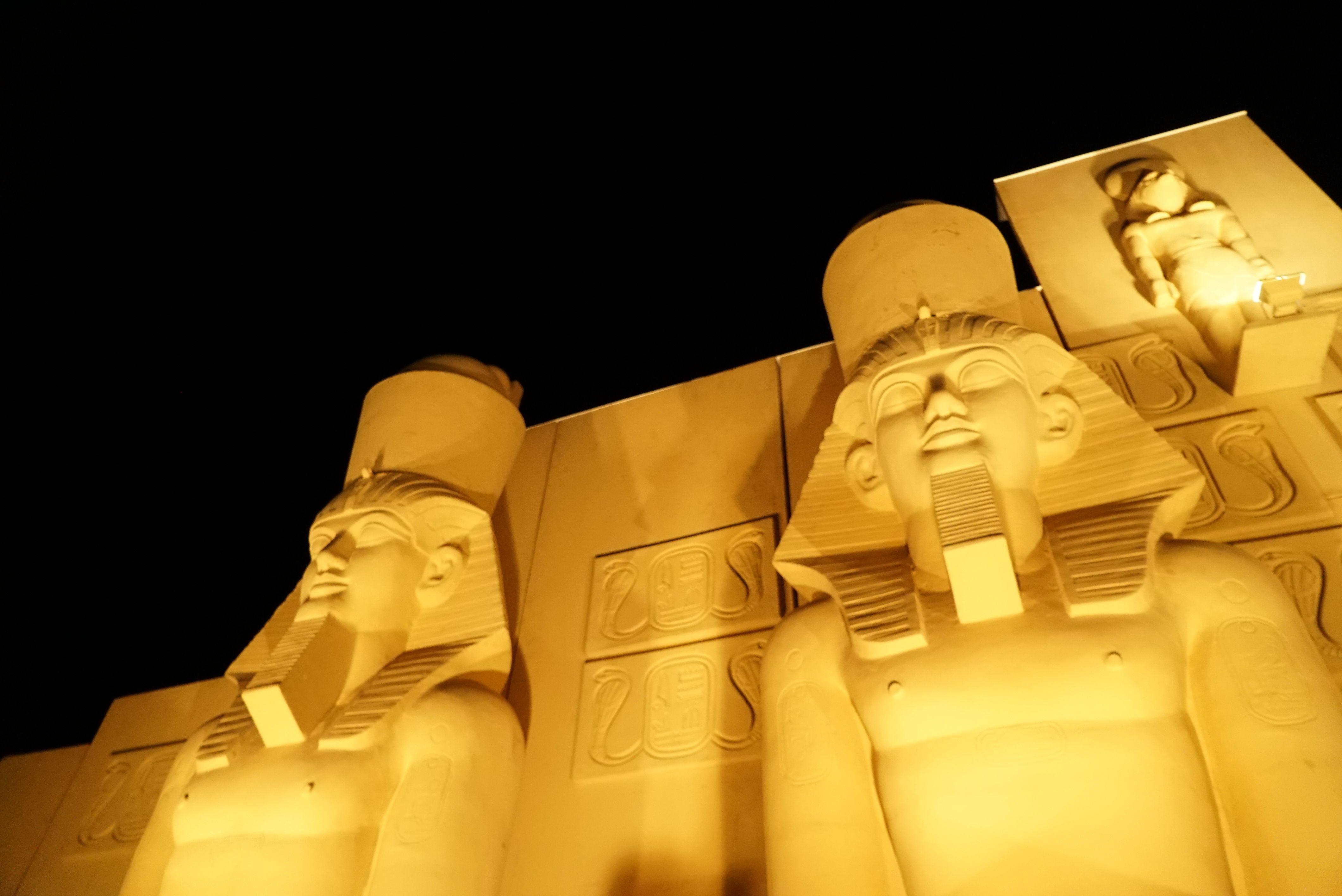 Templo del Faraón: Descubre nuestro templo de El Templo del Faraón