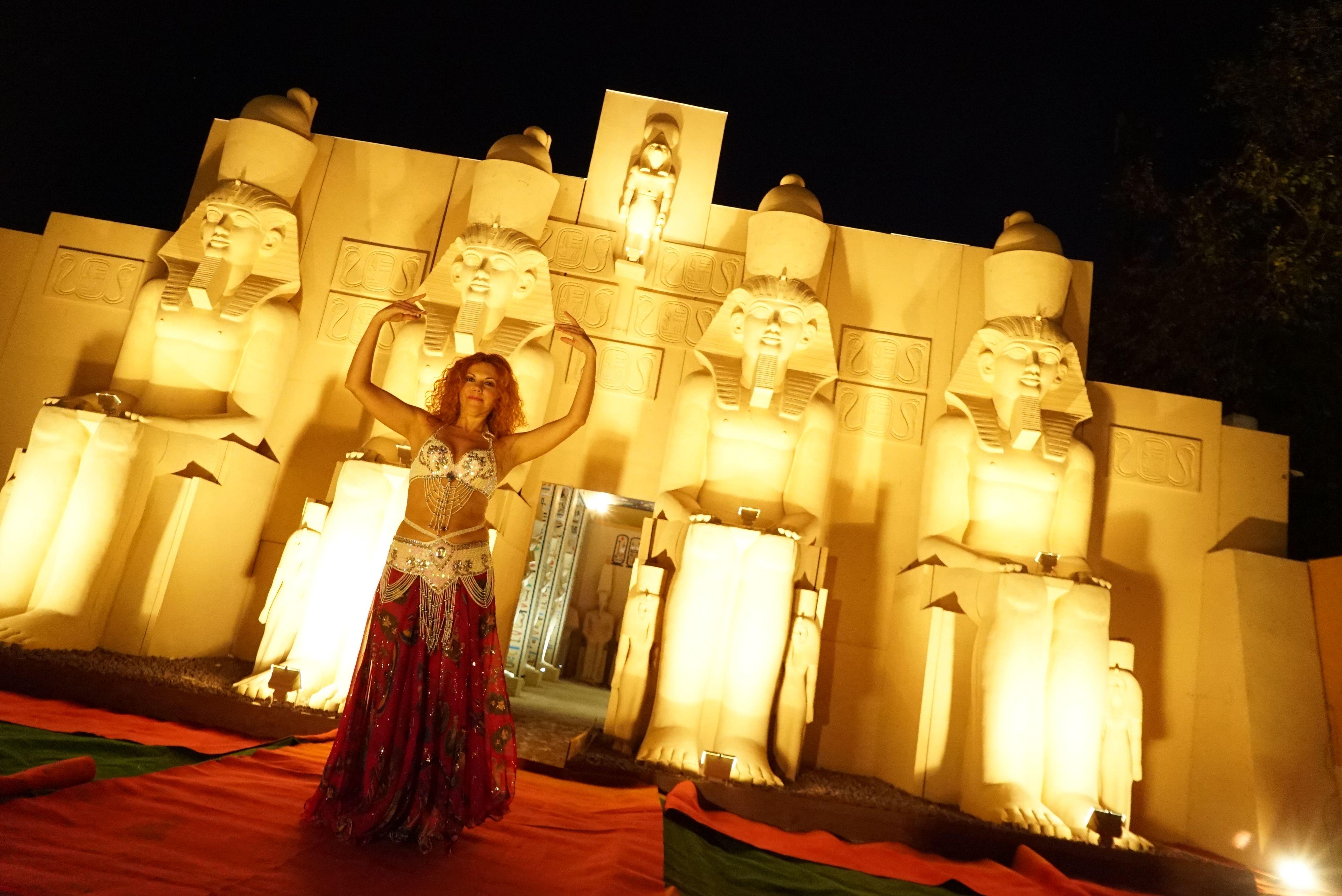 Espectáculos: Descubre nuestro templo de El Templo del Faraón