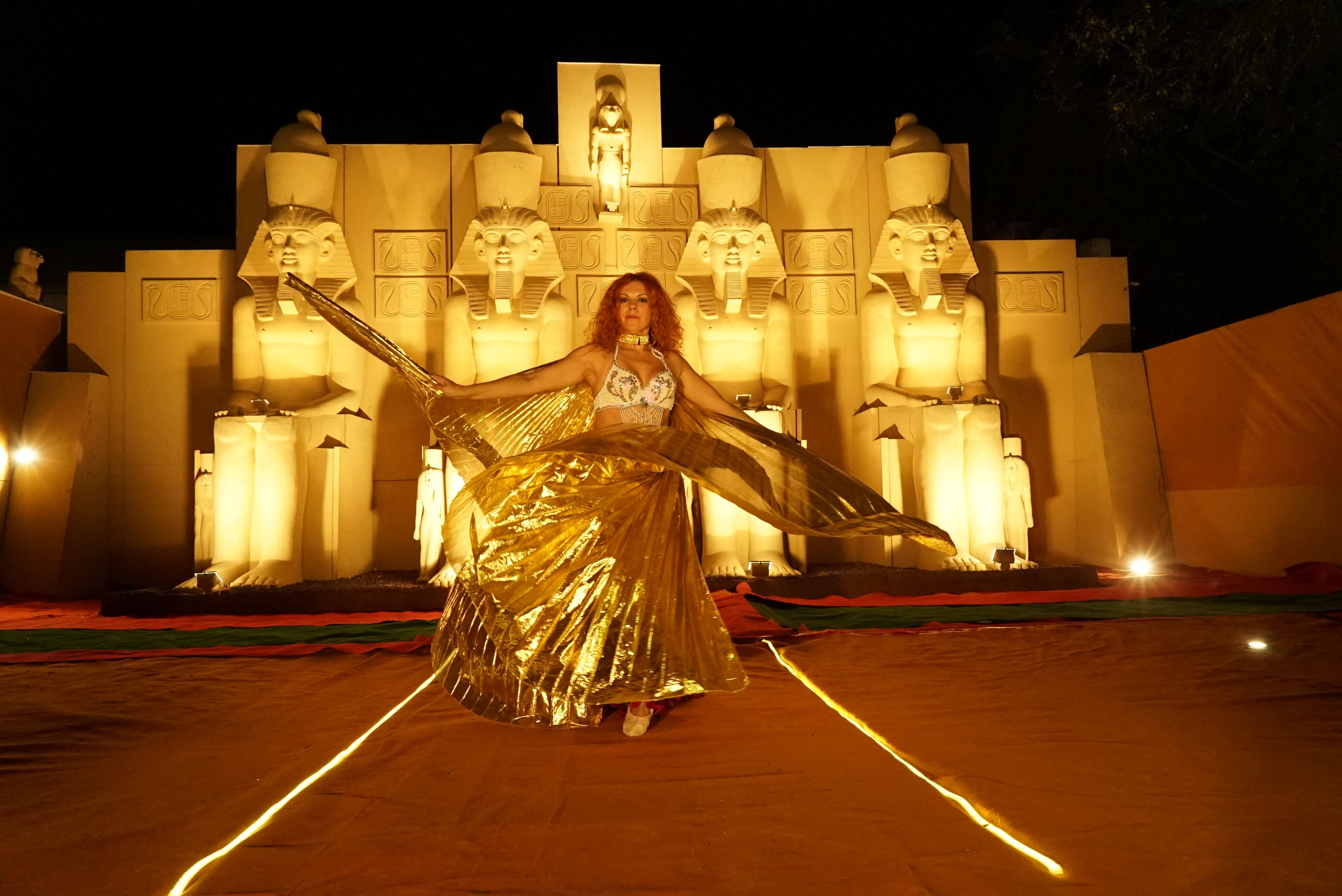 Esfinges de Ramsés
