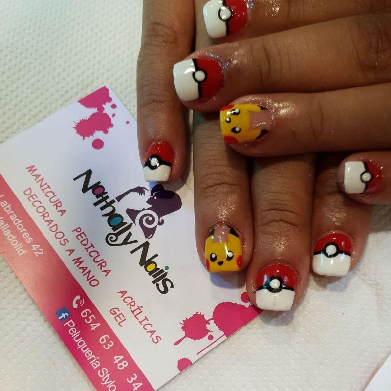 Decoración de uñas en Valladolid