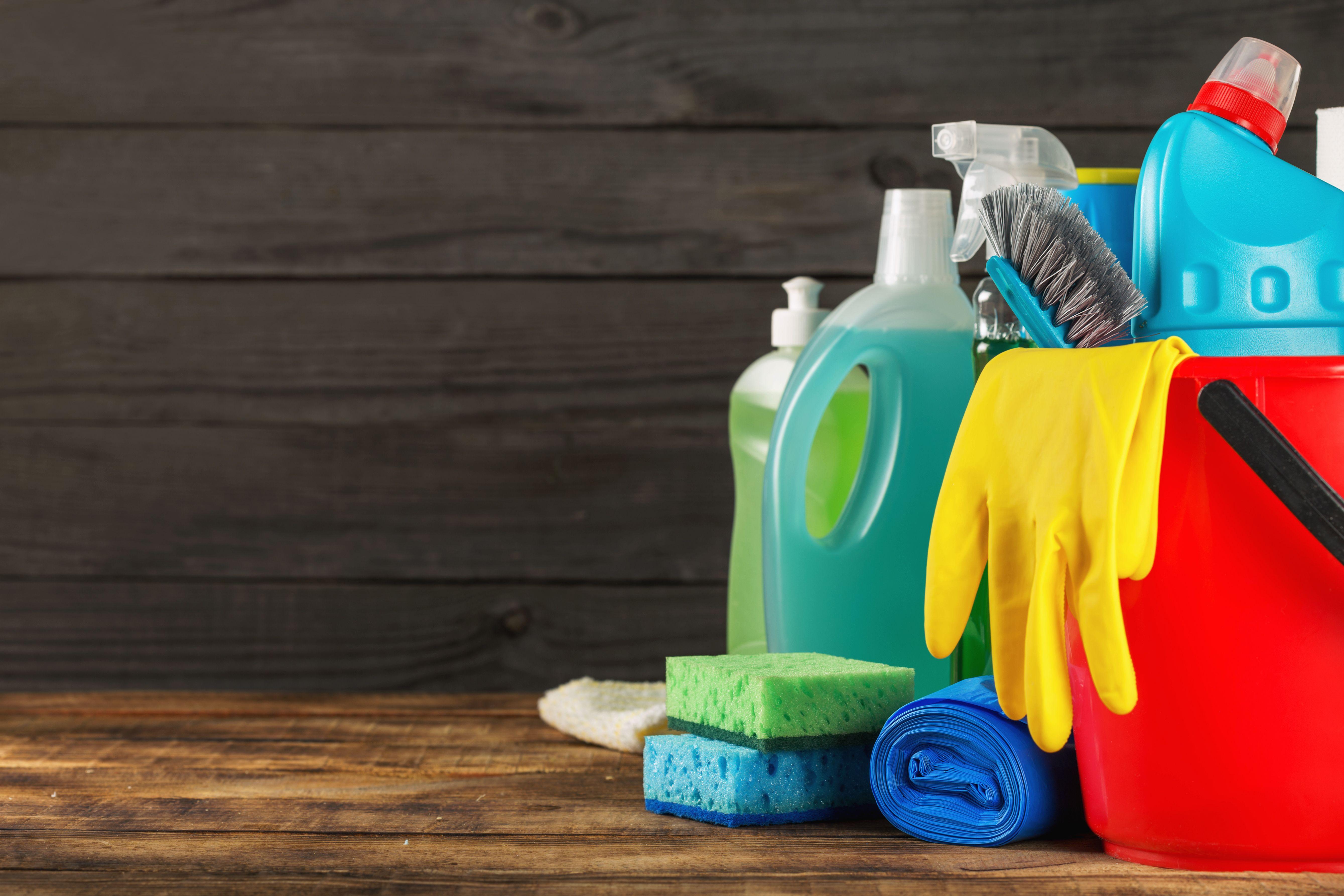 Servicios de limpieza en Almería