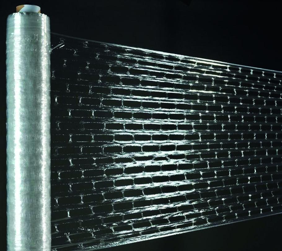 Film estirable macroperforado : Productos   de Paperval Plastics