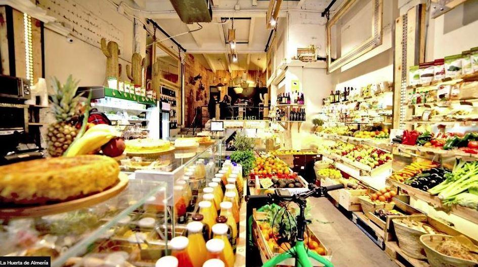 Tiendas de alimentación saludable para comprar sin remordimientos