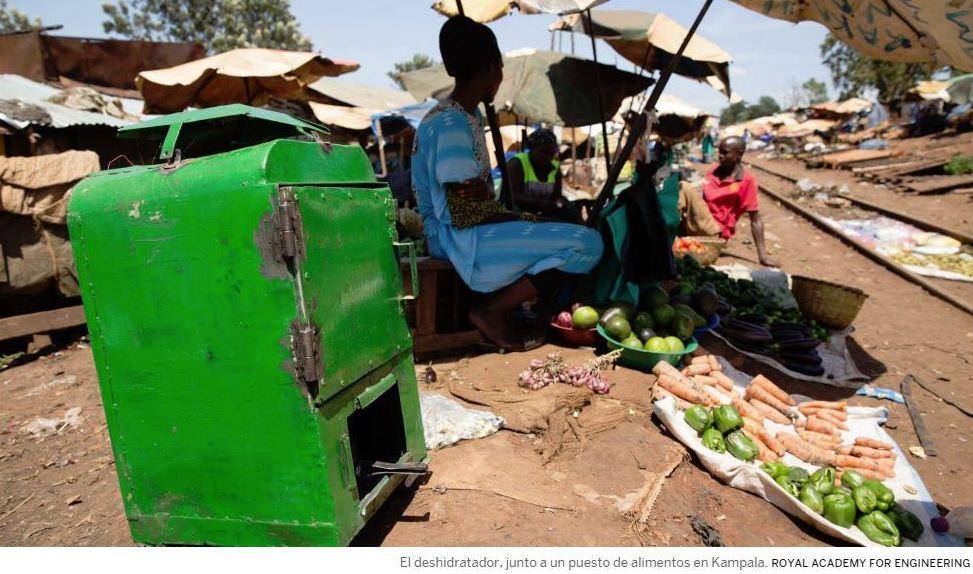 El ingenio de dos estudiantes contra la paradoja de la comida desperdiciada