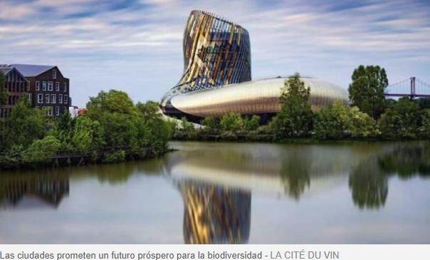 Las ciudades prometen un futuro próspero para la biodiversidad