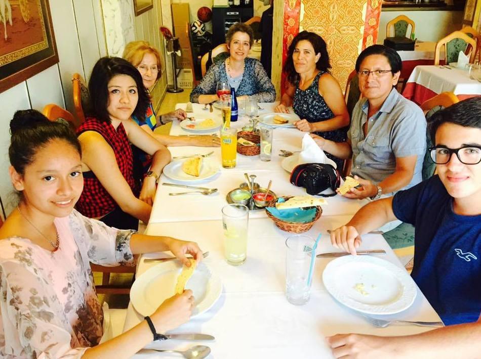 Celebraciones familiares en Marbella