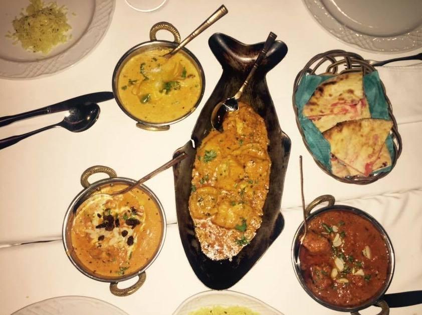 Platos tradicionales de la cocina hindú