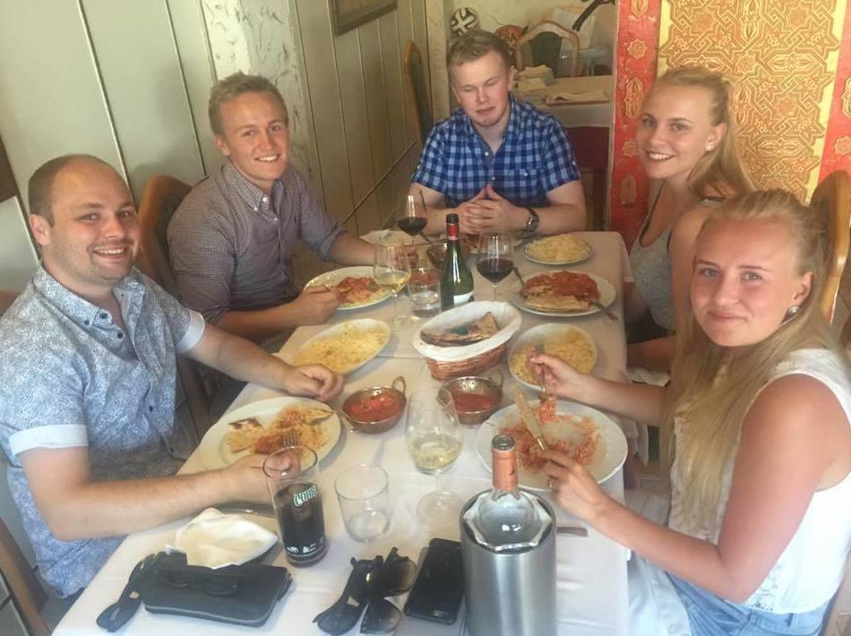 Restaurante indio en Málaga