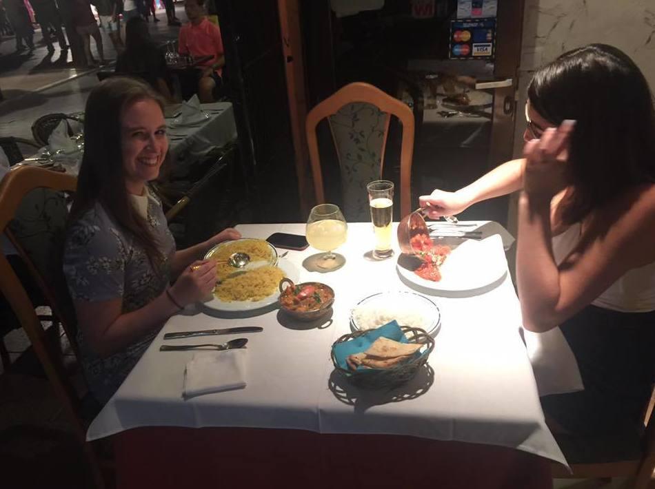 Cenas en Marbella