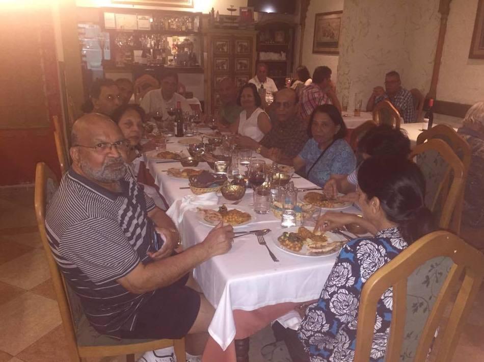Celebraciones familiares en Málaga