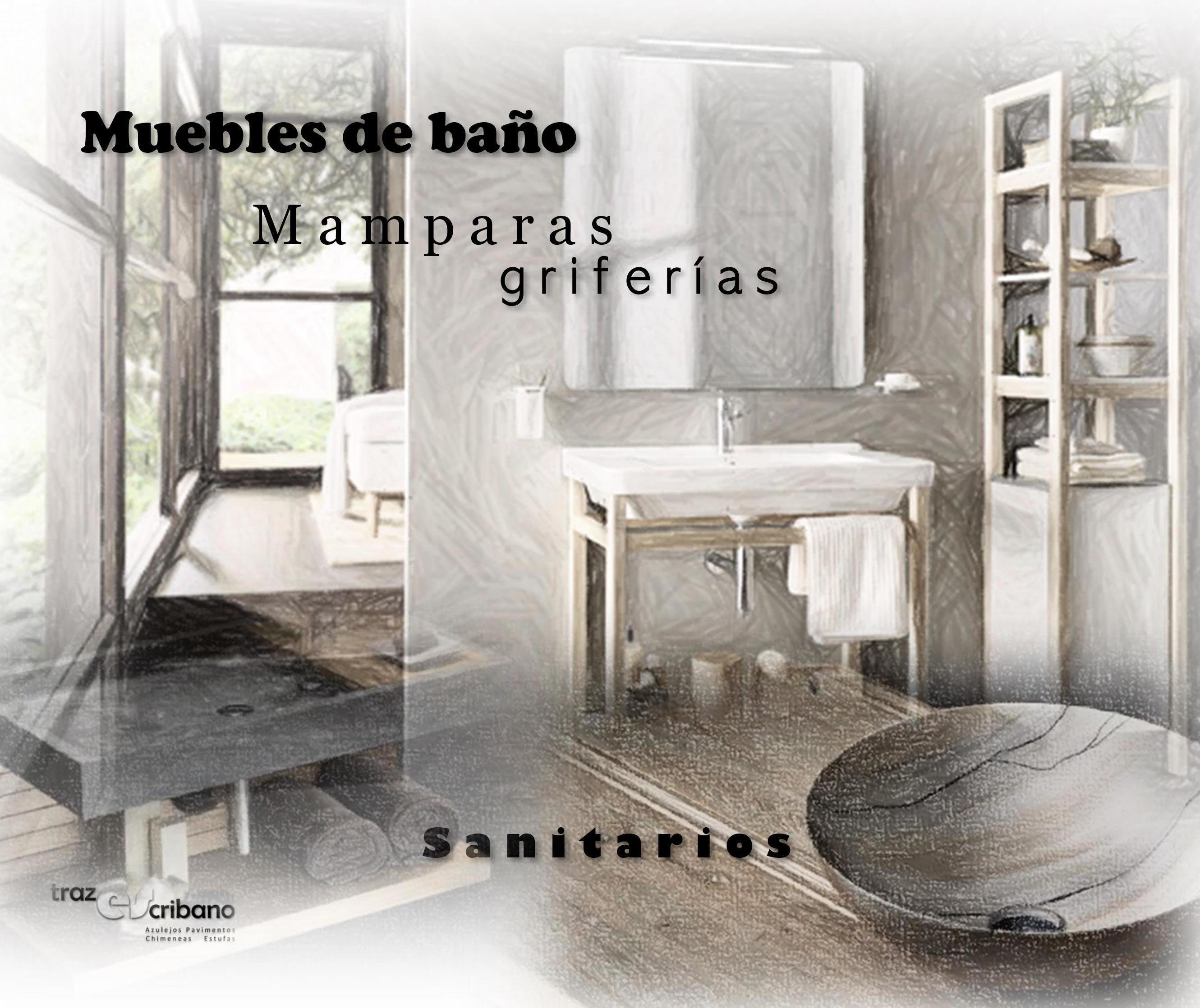 Muebles de baño, sanitarios y grifería: Productos de Trazes